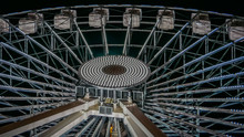 A Photo Of A Large Ferris Whee...