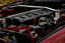 BMW Motorraum M Power