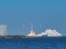 Falcon 9 Launch From Launch Co...