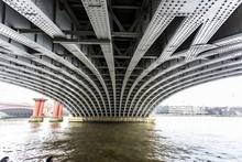 The Blackfriars Bridge In Sout...