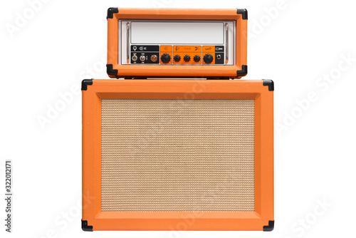 Slika na platnu Electric guitar amplifier