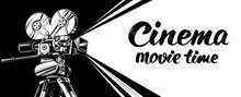 Cinema Logo Festival, Vintage ...