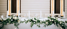 Beautiful Table Decoration Wit...