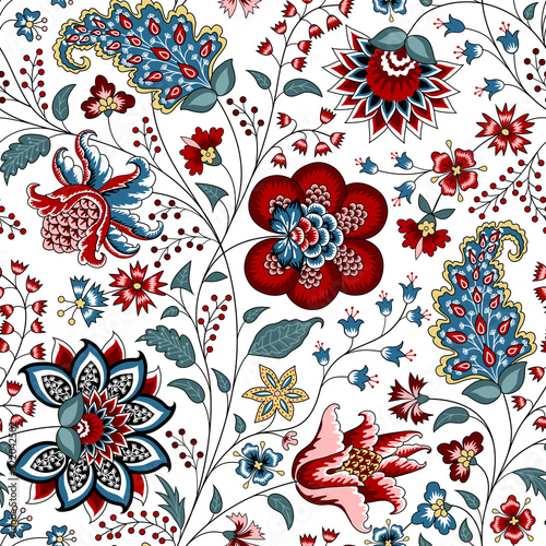 Chintz seamless pattern фототапет
