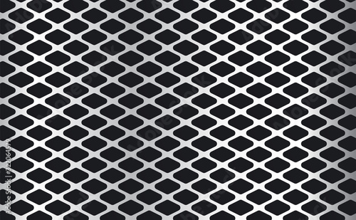 Cuadros en Lienzo metal wire mesh sheets background