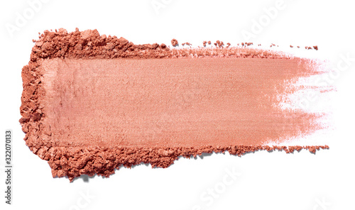 Fotografie, Tablou face powder beauty make up blush