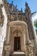 Portugal. Sintra Quinta da Regaleira. The main entrance of the Regaleira Palace