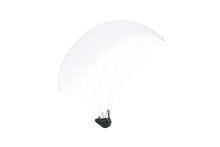 Blank White Paraglider With Pe...