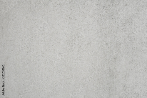 Fototapety, obrazy: White Grunge and rough concrete wall texture background.