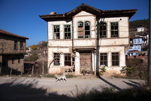Traditional Ottoman Houses In ...
