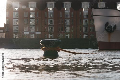 Photo Sturmtief Sabine mit Hochwasser in Bremen