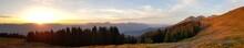 Breathtaking Panoramic Shot Of...