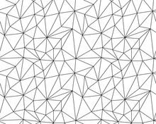 Seamless Polygonal Pattern Bac...