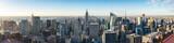 Fototapeta Nowy Jork - New York City skyline panorama