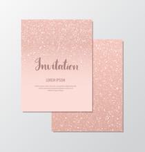 Elegant Invitation Cards With ...