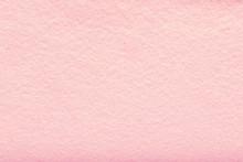 Fine Grain Pink Woolen Felt. T...