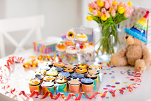 Cupcakes For Kids Birthday, Ch...