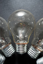 Old Incandescent Bulbs