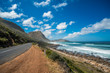 canvas print picture - The coastline of the Cape Peninsula, South Africa