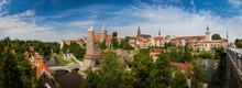 Panorama Of Beautiful Historic...
