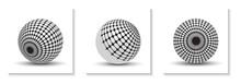 Spiderweb Balls Sequence Silver