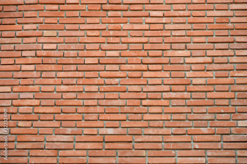 Background of old cement rick wall Canvas-taulu