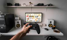 Cloud Gaming: A Gamepad In A M...