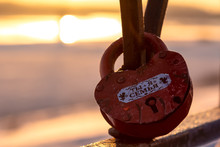 Padlock Of Marital Fidelity In...