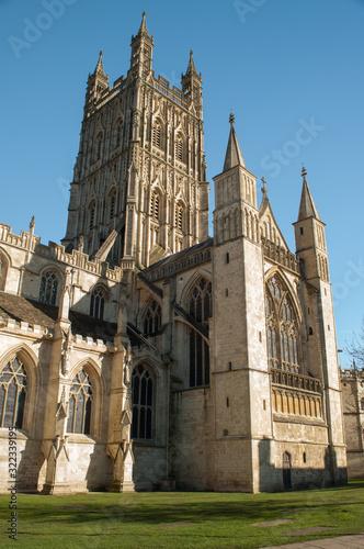 Gloucester  Cathedral - England Slika na platnu