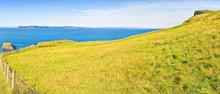 North Irish Landscape With Gra...