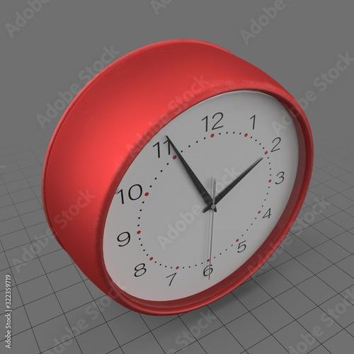 Fototapeta Retro clock obraz