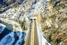 Aerial View Glenwood Springs T...