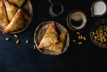 Homemade Turkish Traditional D...