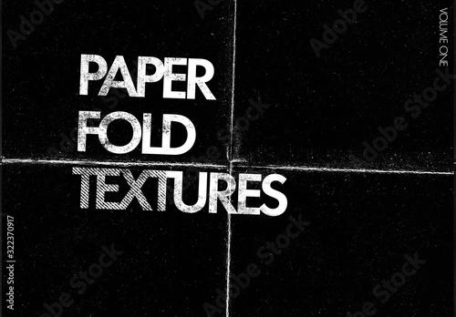 Fototapeta paper fold texture overlays obraz