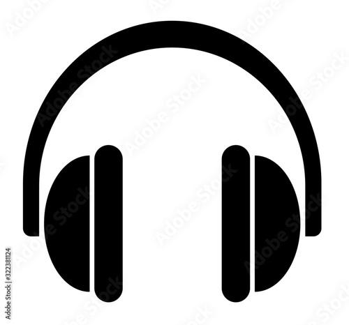 Obraz Casque audio - fototapety do salonu