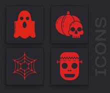Set Zombie Mask , Ghost , Pump...