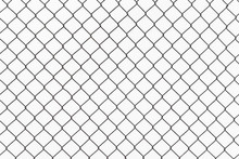 Seamless Chain Link Fence On S...