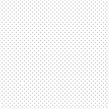 Polka Dot Seamless Pattern, Bl...