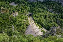 Vela Draga Canyon, Ucka Nature Park, Istria, Croatia