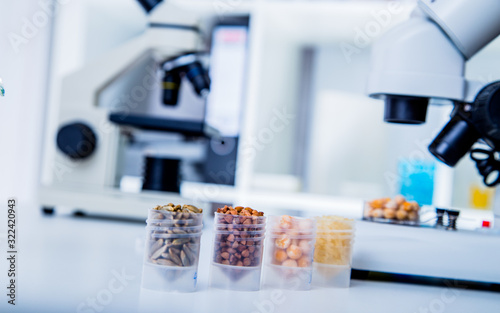 Photo Chemical Laboratory of the Food supply