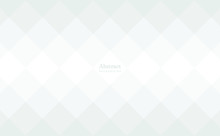 Abstract Geometric White And Gray Color Background. Vector, Illustration