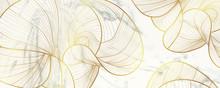 Luxury Golden Wallpaper. Marbl...