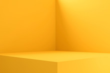 Empty Room Interior Design Or ...