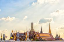Wat Phra Keaw At Bangkok, Thailand