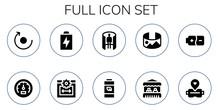 Full Icon Set