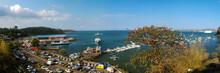 Panorama Du Port De La Grande ...