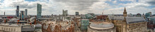 Panoramic View Of Manchester S...