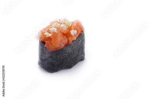 Fototapeta maki saumon chirachi obraz