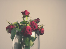 Bouquet Of Red Roses