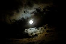 Full Moon, Snow Moon With Bill...
